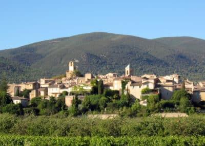 Provence Wine Tours - Lourmarin village
