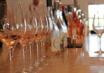 Provence Wine Tours - Corporate event, rosé wine tasting incentive