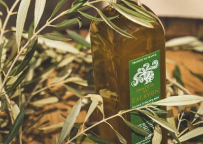 Provence Wine Tours - Olive oil from Château de Calavon
